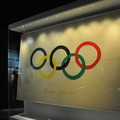 Флаг первой Олимпиады