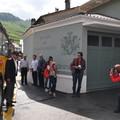 13 июля 2014 г. Швейцария. Виноградники Лаво
