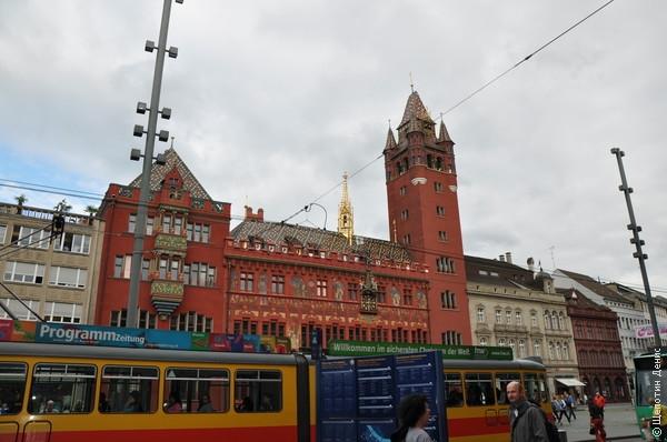 Базельская ратуша