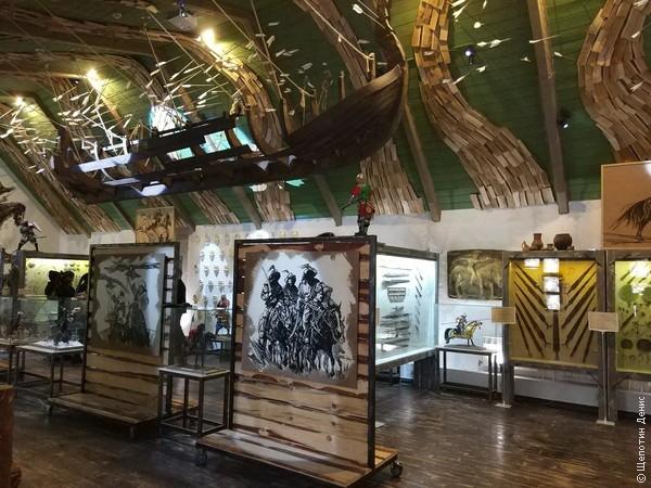 Очень приятное впечатление произвел музей оружия Дух воина. Зал небольшой, но экспозиция представлена на современном уровне, да и энтузиазм бесплатного экскурсовода заражает