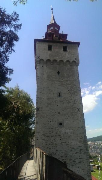 В том числе открыт доступ и на некоторые башни