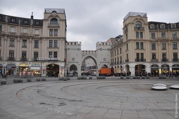 Вообще это была поездка в Мюнхен, но оттуда приличных фотографий нет :)
